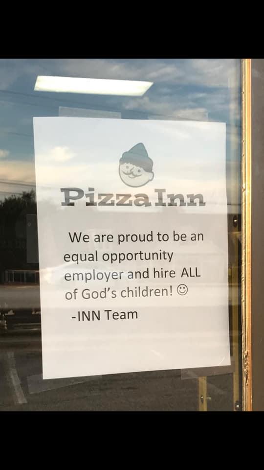 Pizza Inn Amanda Cartagine