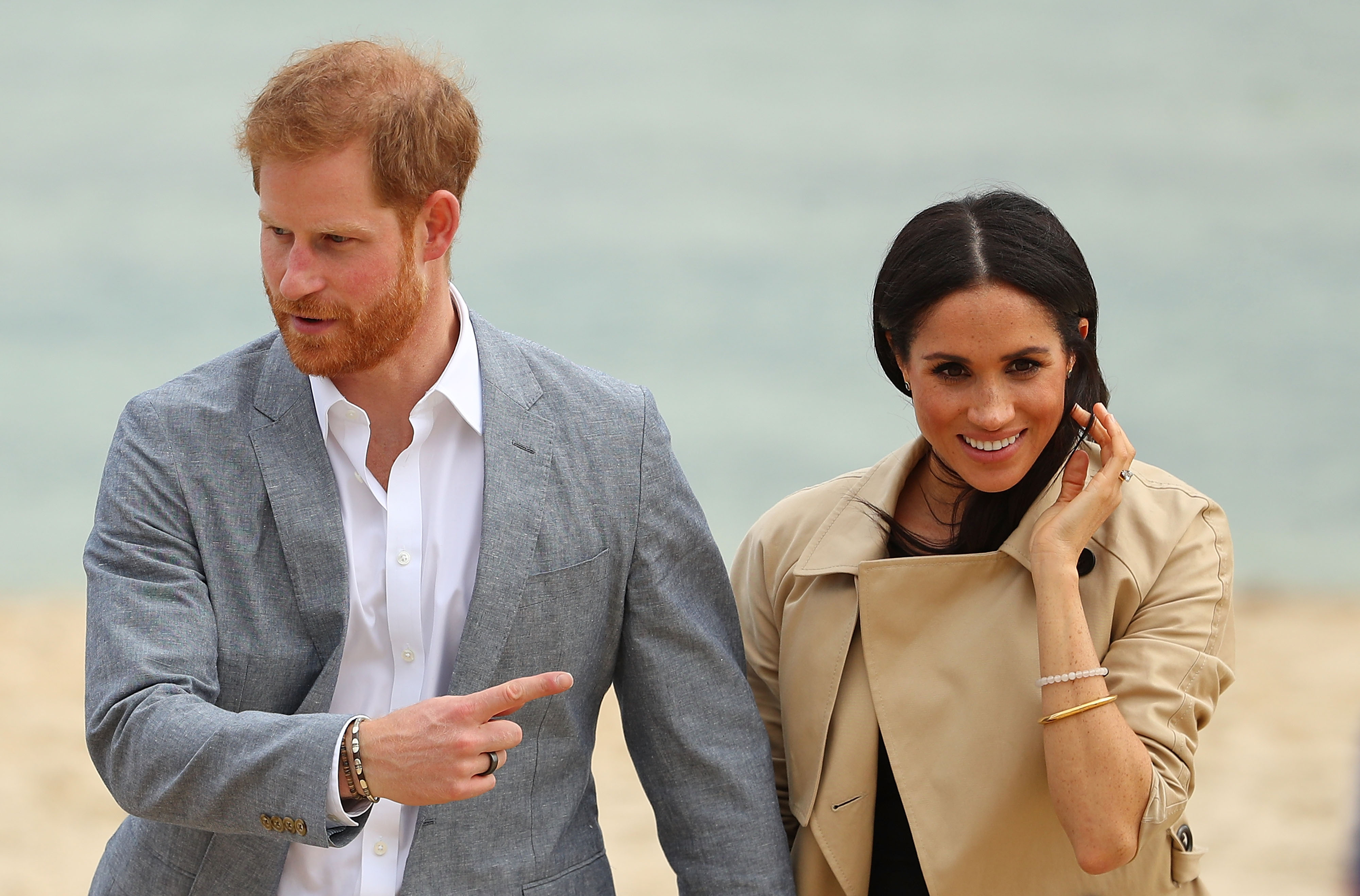 Prince Harry Oura ring