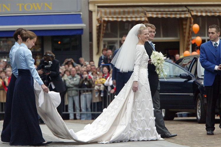 Mabel Wisse Smit Wedding Dress