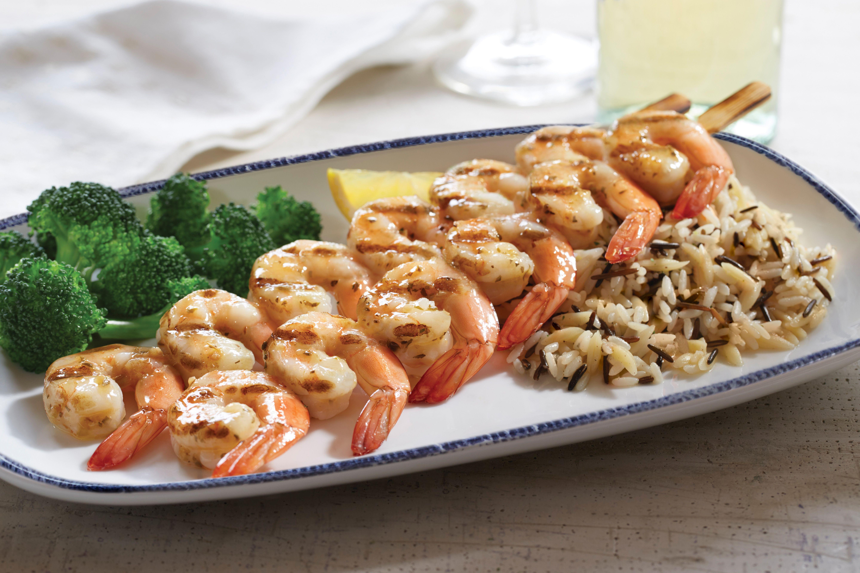 Red Lobster Endless Shrimp 2018 Secret Menu Garlic Grilled Shrimp Skewers
