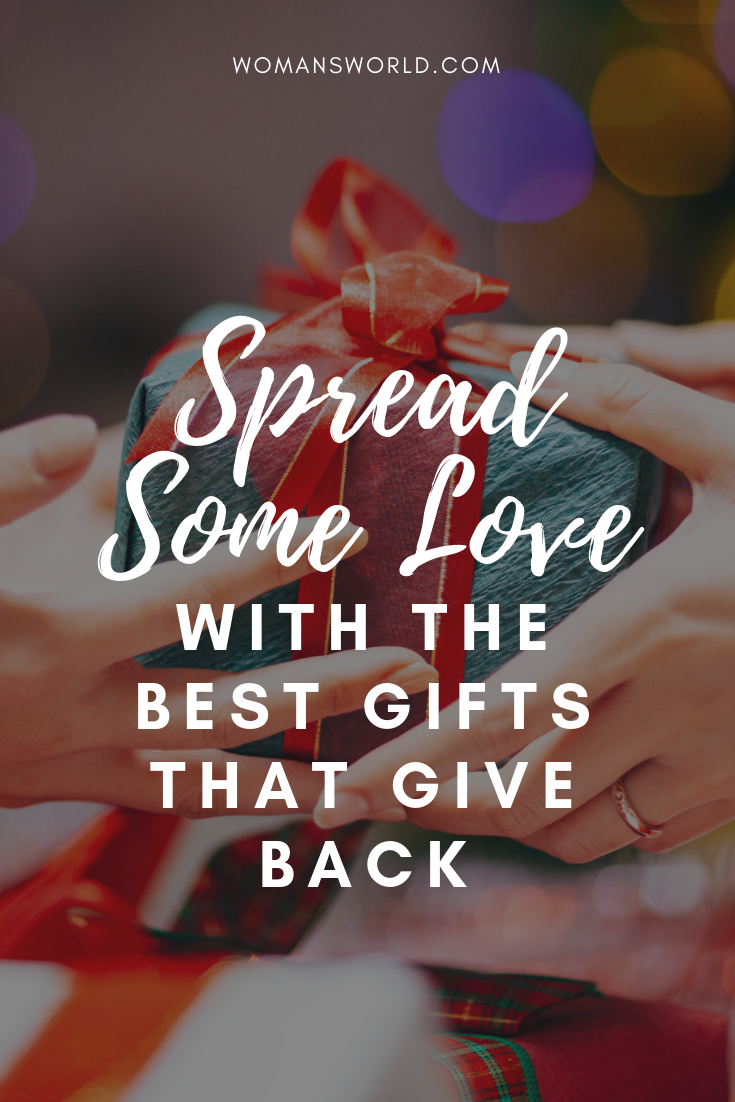 Best Gifts That Give Back