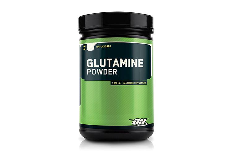 glutamine amino