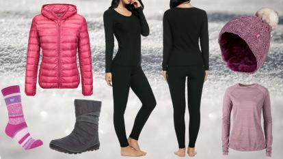 best winter thermals