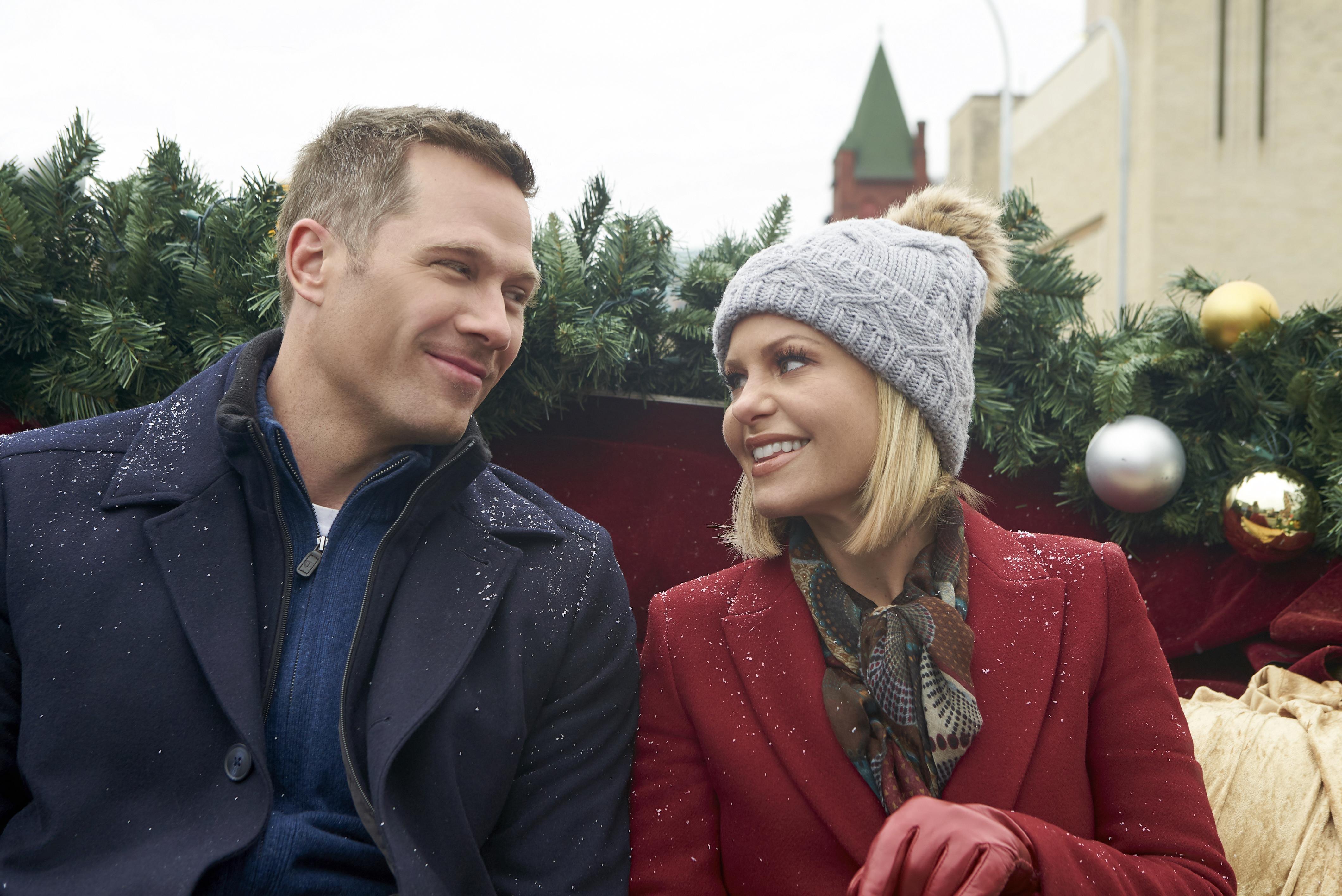 Cast of 'A Shoe Addict's Christmas'