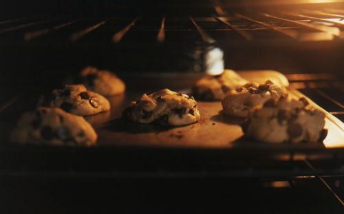 chewy cookies secret