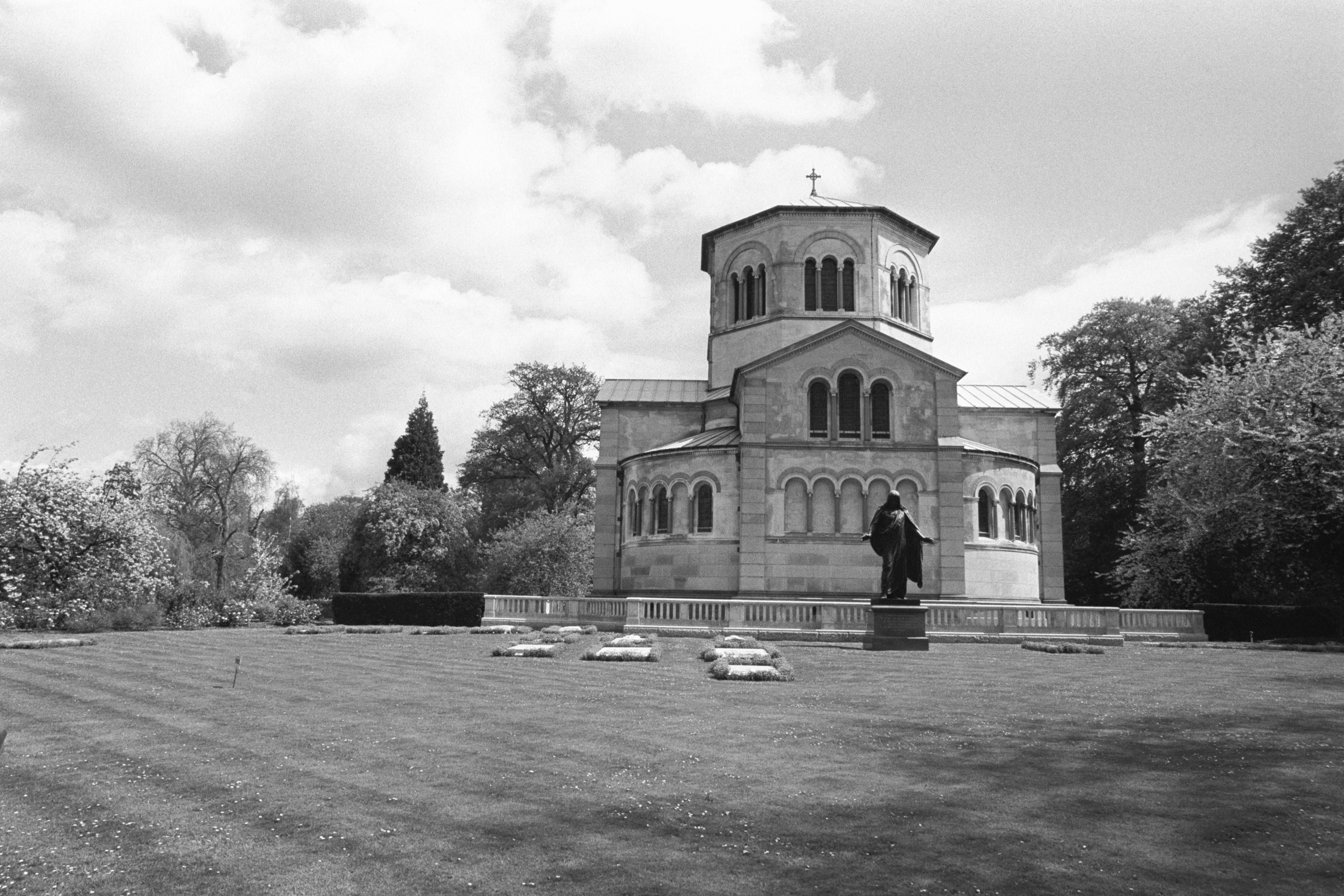 The Royal Mausoleum