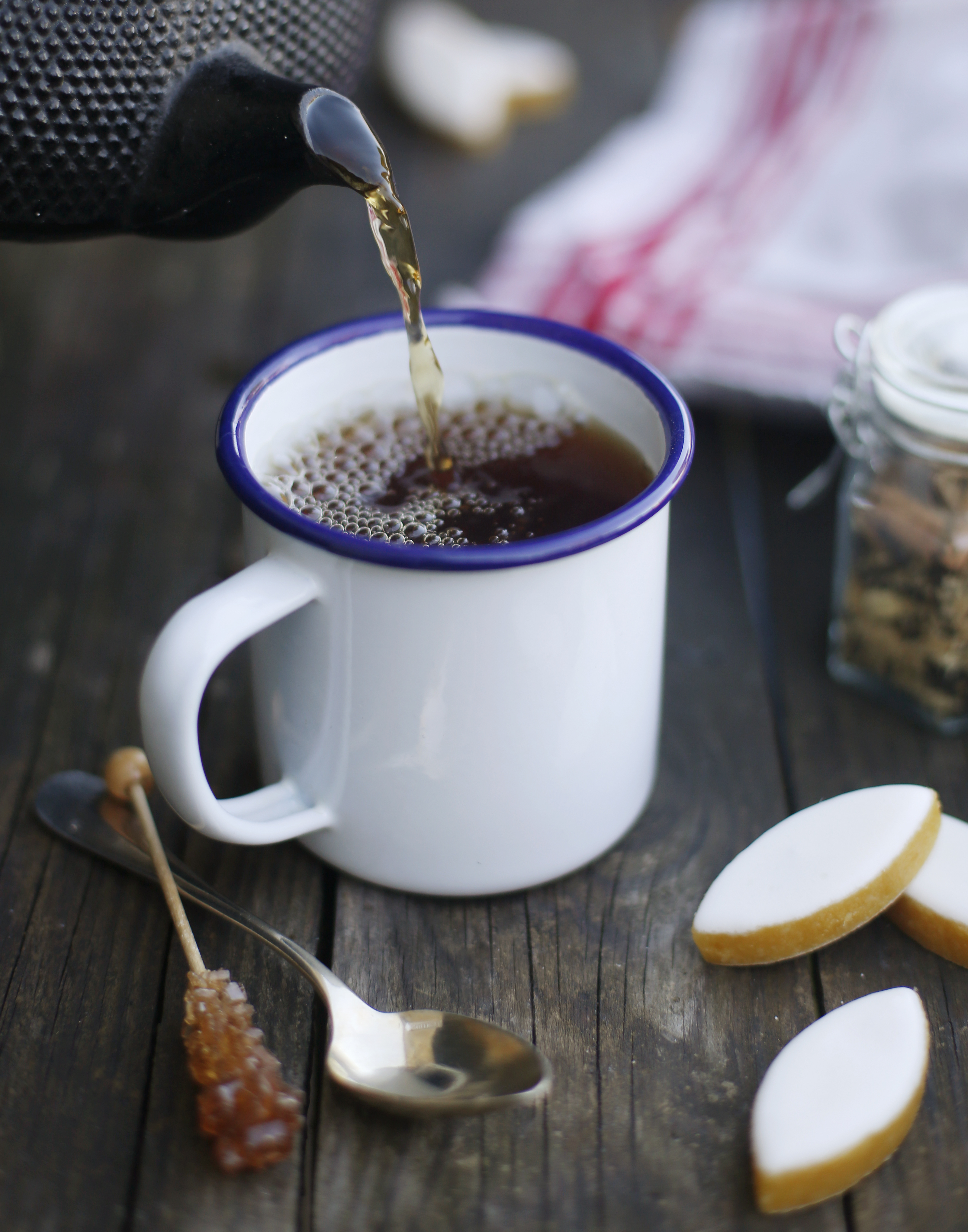 best tea to drink to lose weight
