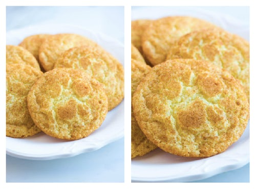 how to make chewy snickerdoodle cookies