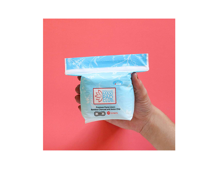 10 dollar maxi pad club best cotton organic panty liners womans world
