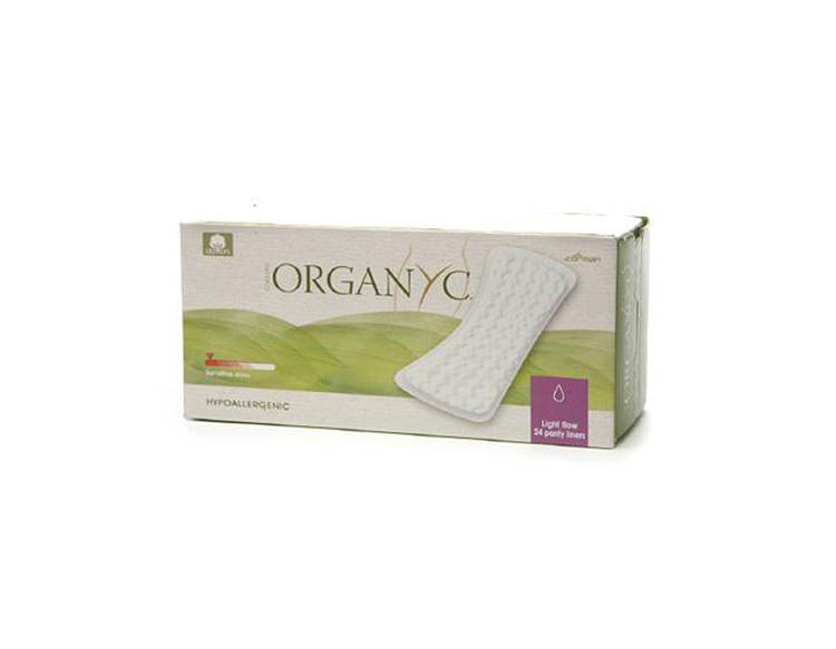 3 organyc best cotton organic panty liners womans world