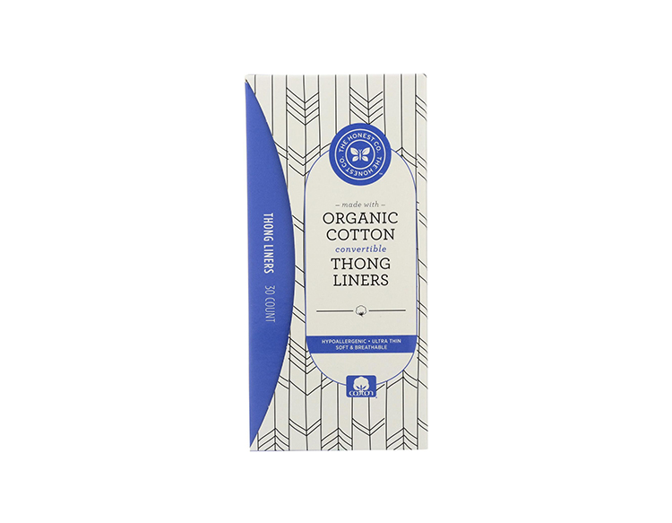 5 the honest company best cotton organic panty liners womans world
