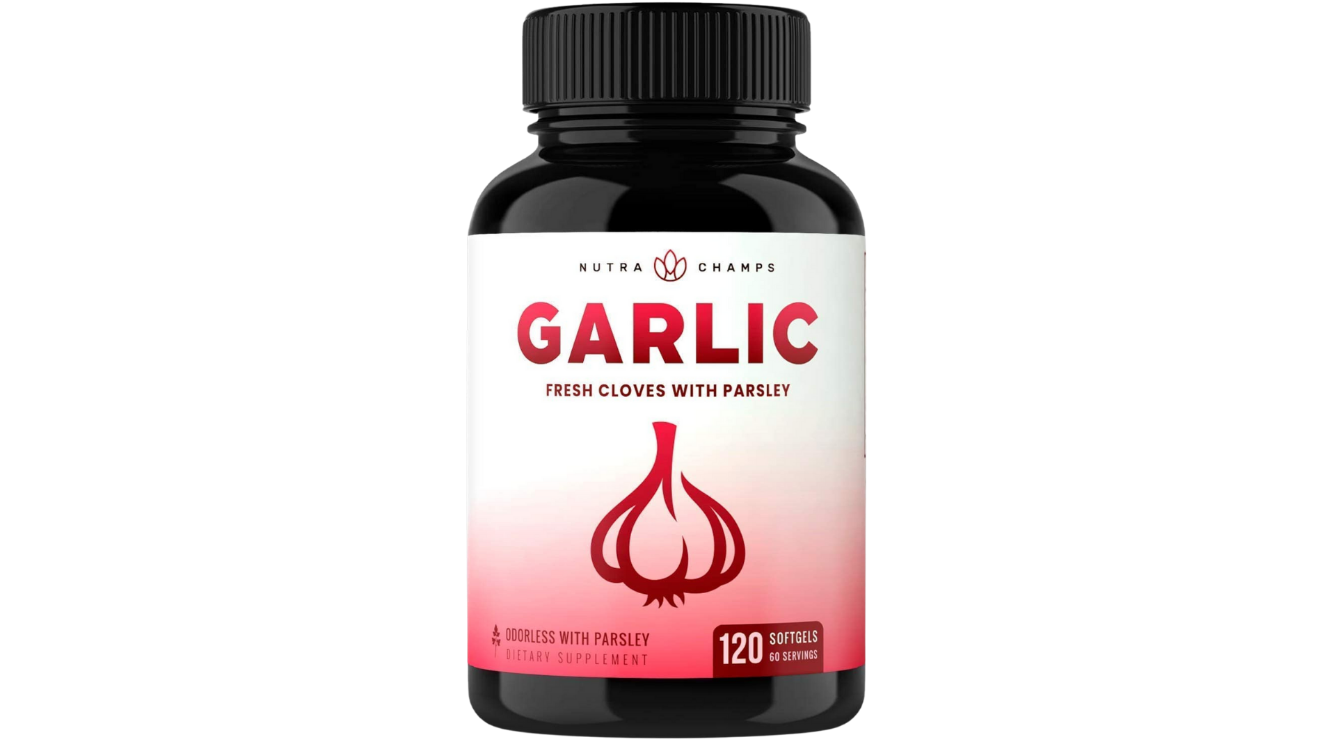 NutraChamps best garlic pills for high blood pressure