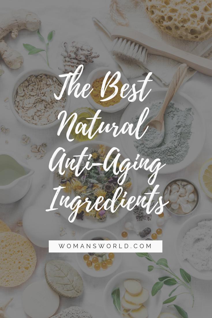 Best Natural Anti Aging Ingredients