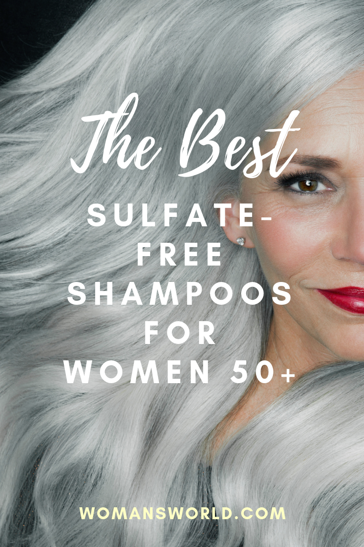 Best Sulfate Free Shampoos for Women Over 50