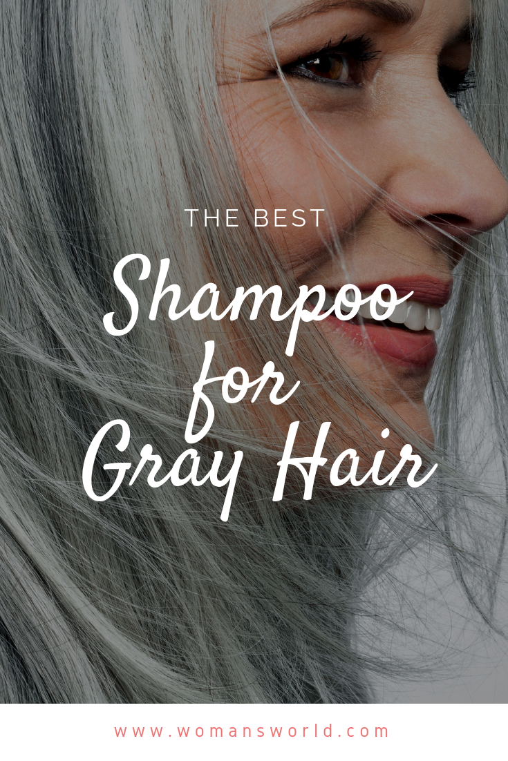 Best Shampoo for Gray Hair