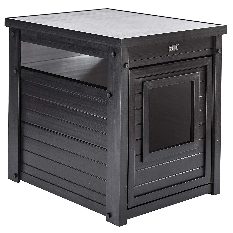 cat littler box cabinet