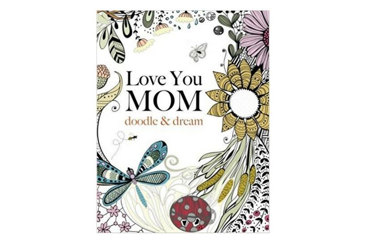Mom Coloring Book
