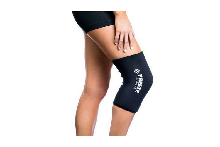 Arthritis Knee Reliefs Freeze Sleeve Cold Therapy Compression Sleeve