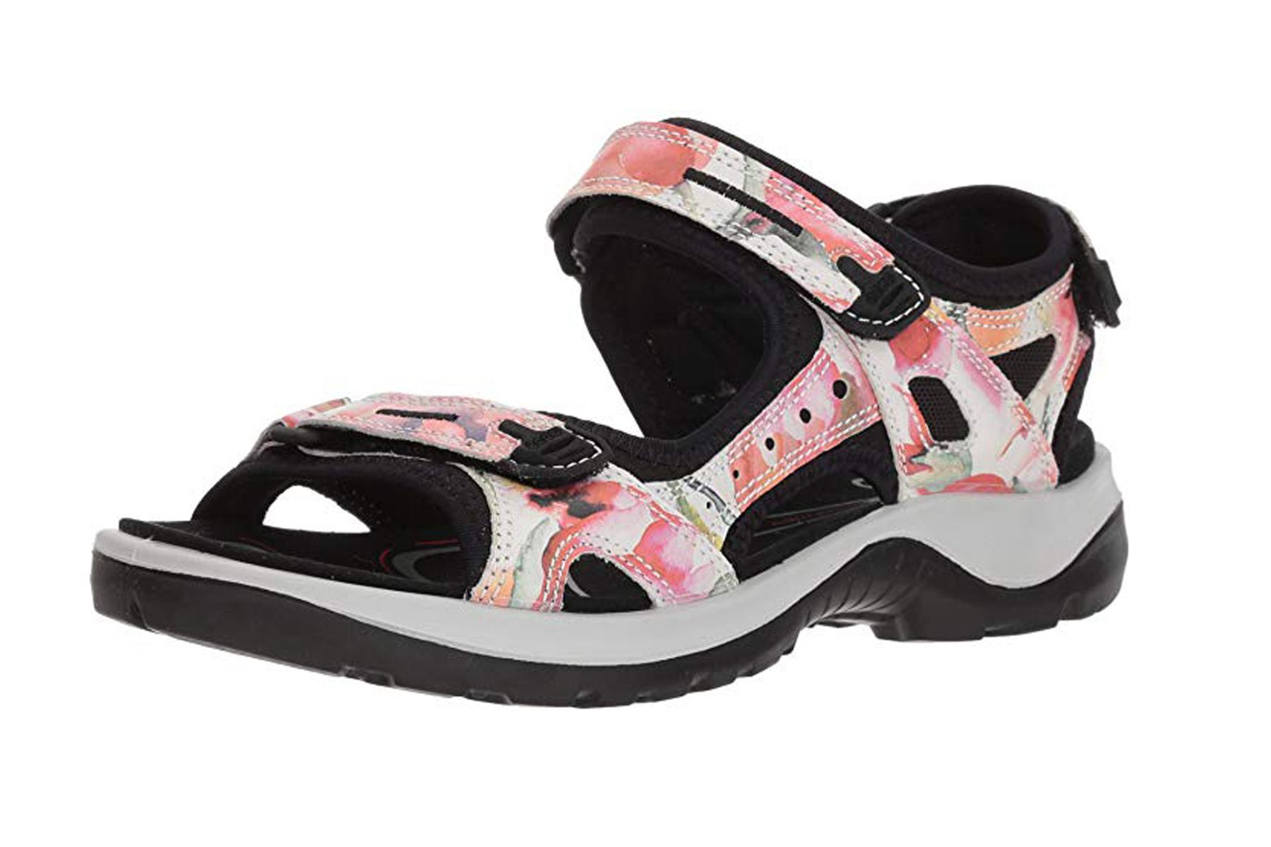 Orthotic sandals