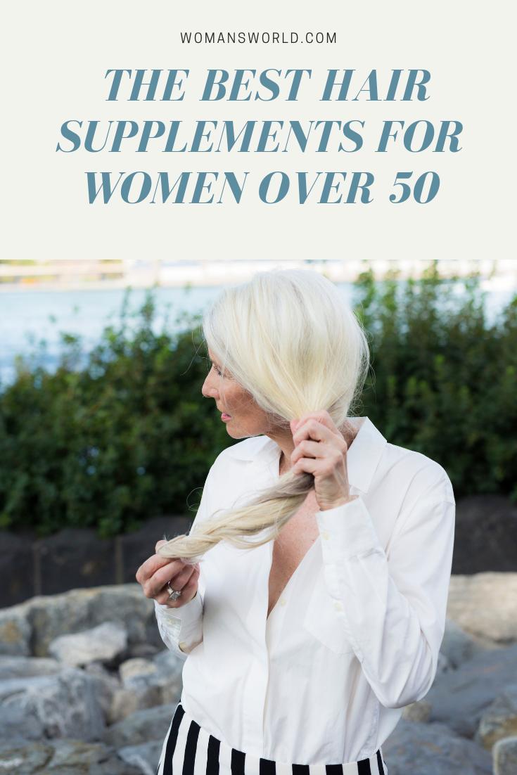 Best Hair Supplements Women Over 50 Growth