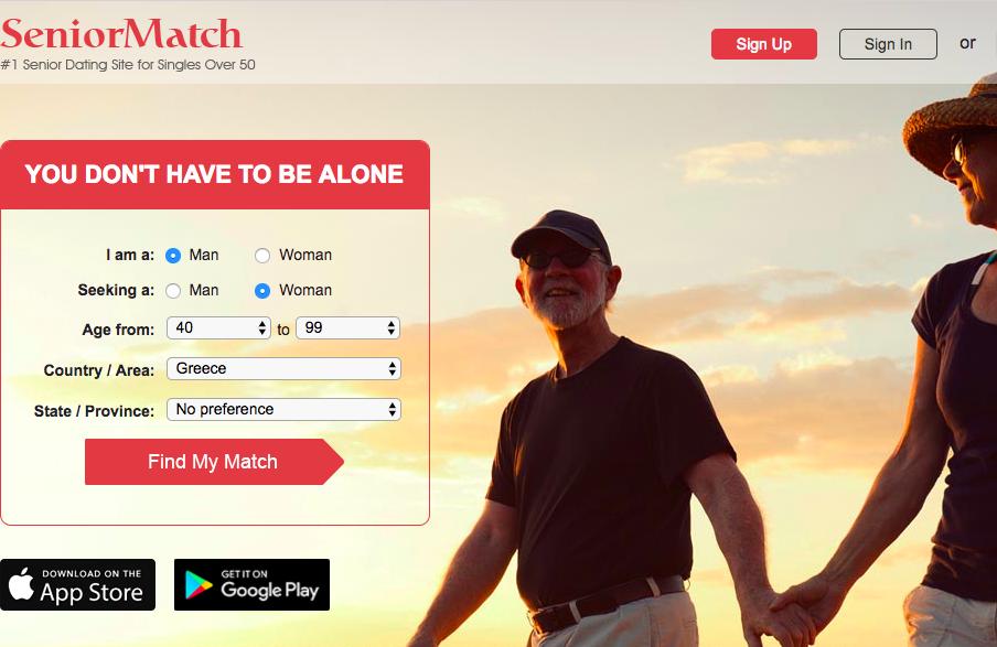 50 Plus Dating Sites