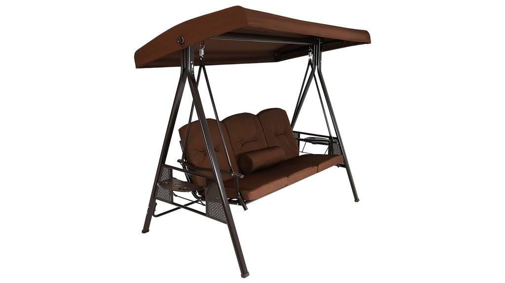 outdoor canopy swing