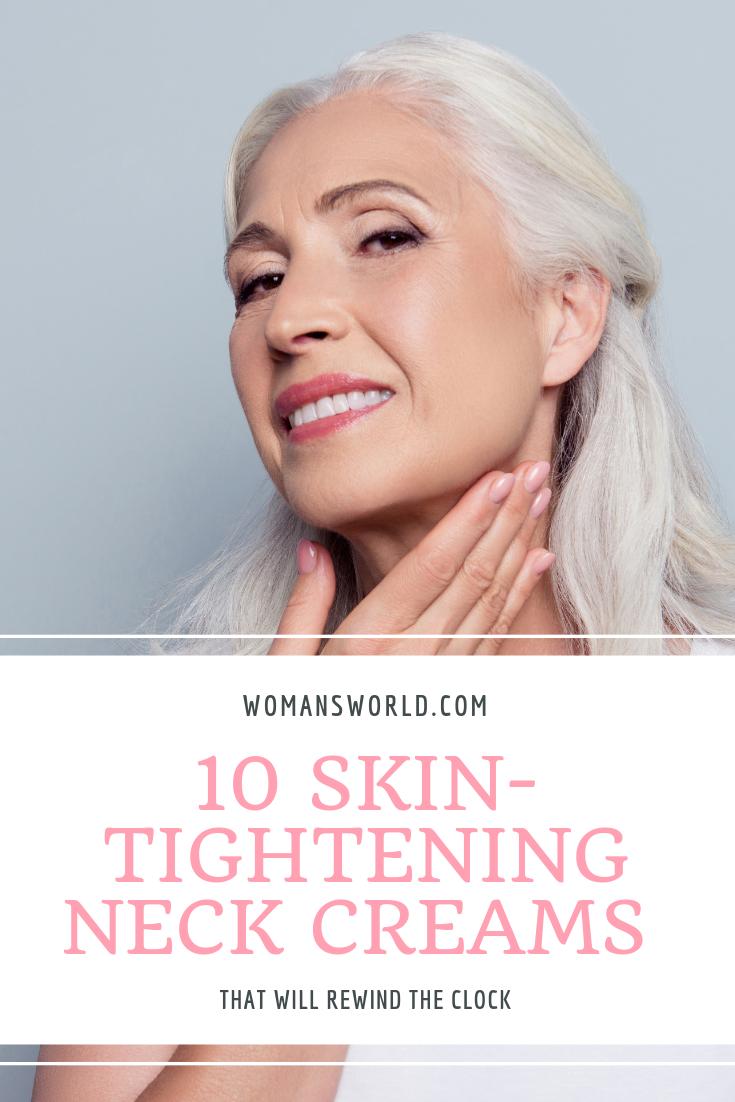 Best Neck Creams for Women Over 50