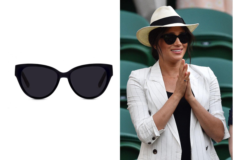 Meghan Markle Henrietta Sunglasses