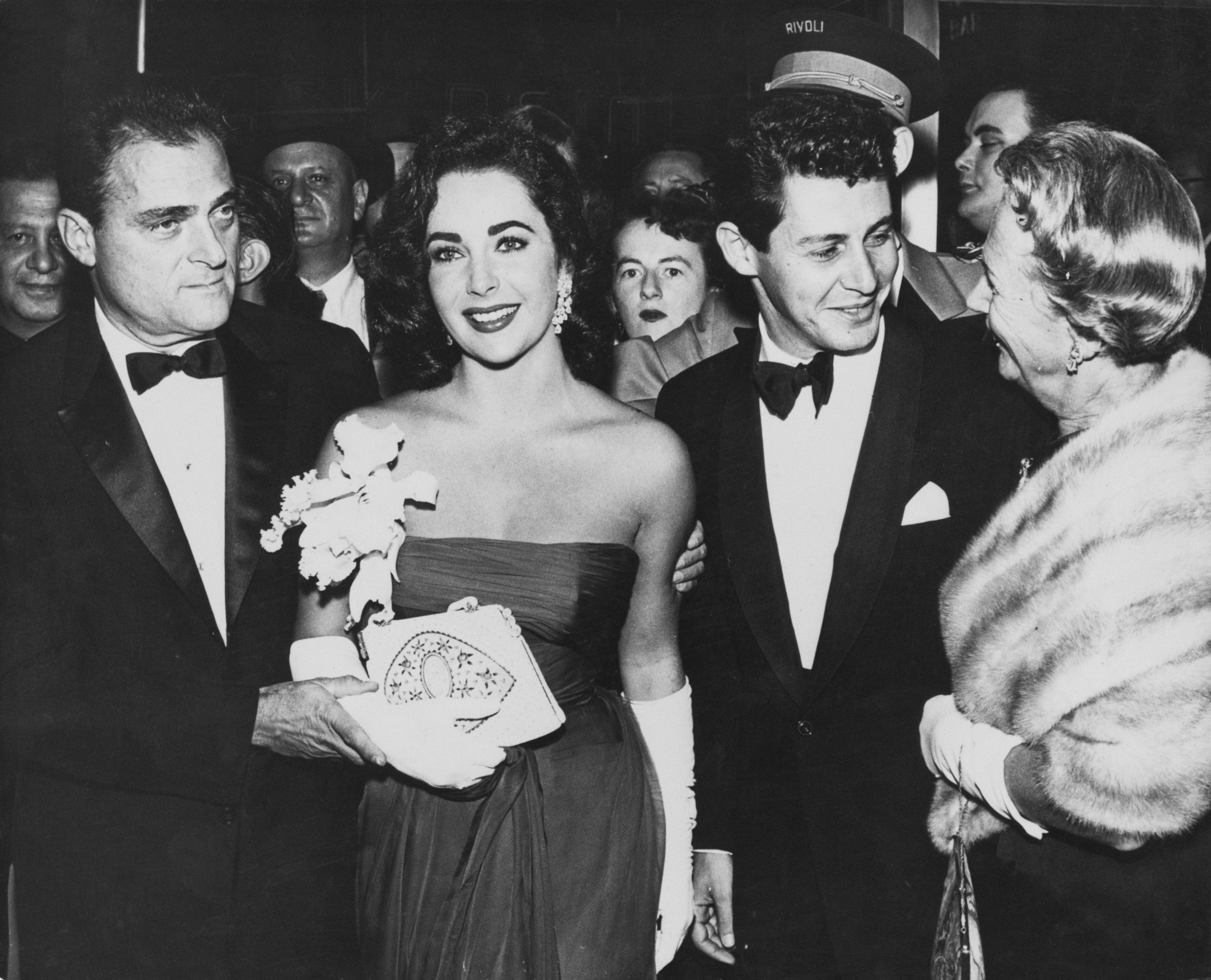 Elizabeth Taylor husbands