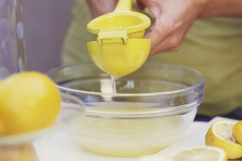 Lemon Juice Mix