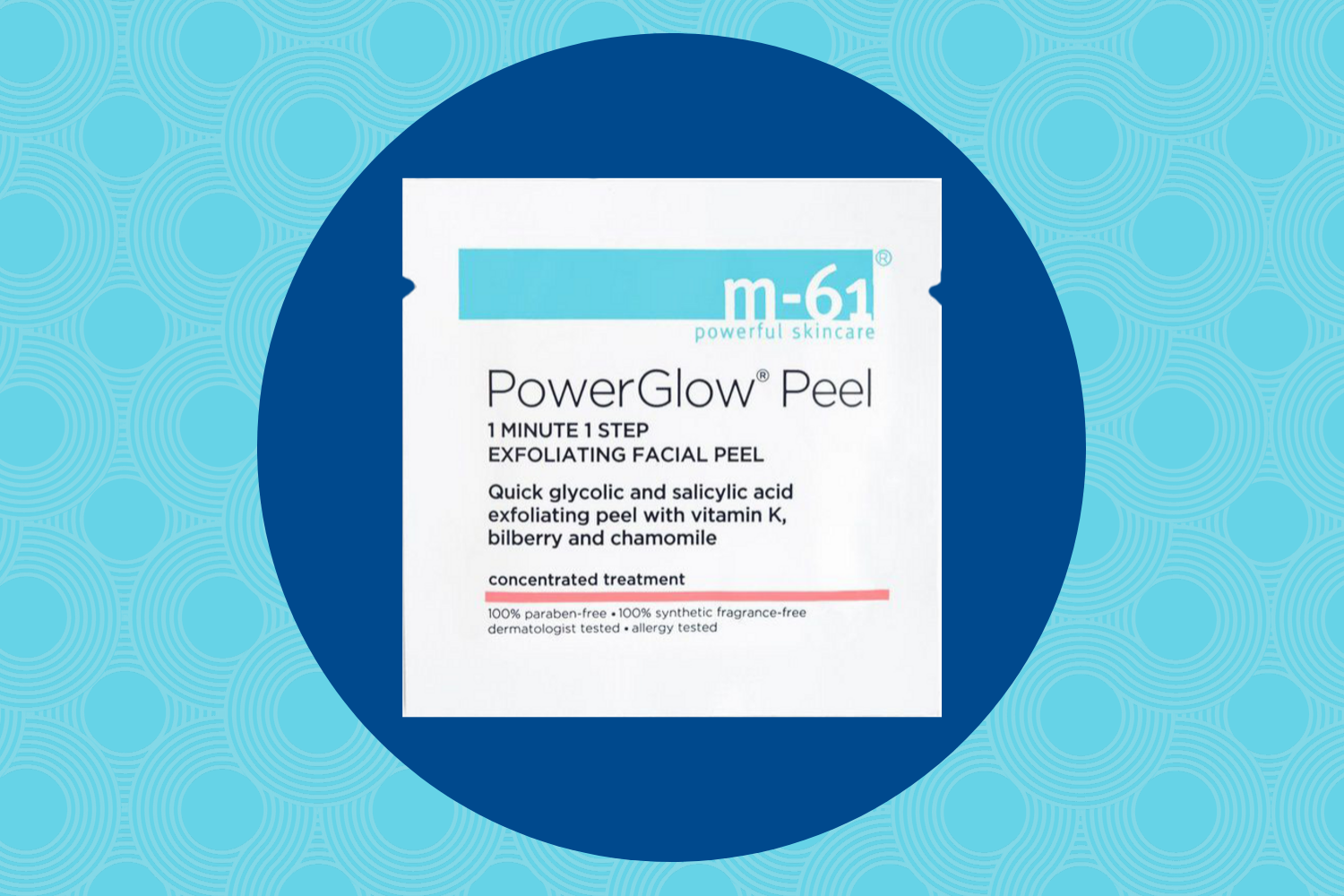M-61 PowerGlow Peel Leslie Mann