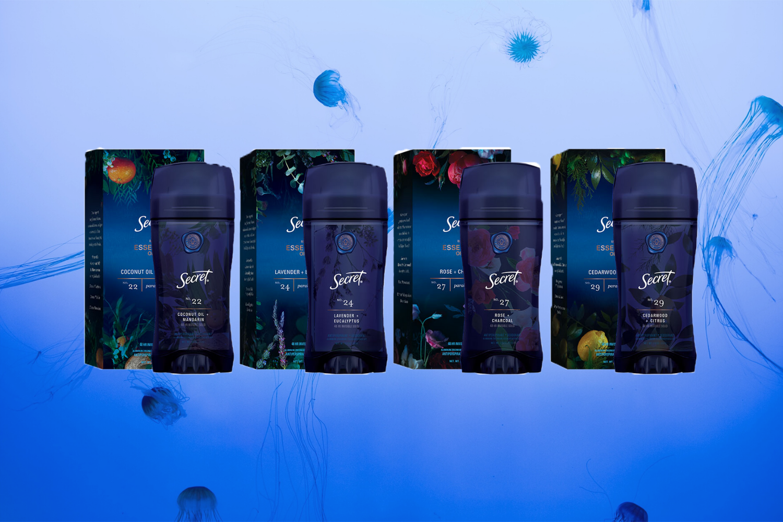 Secret Essential Oils Deodorant