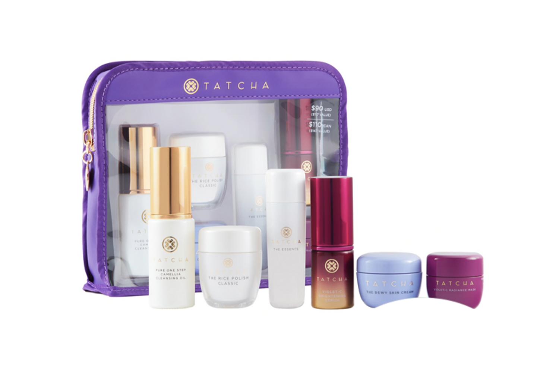 Tatcha Radiant Skin Set