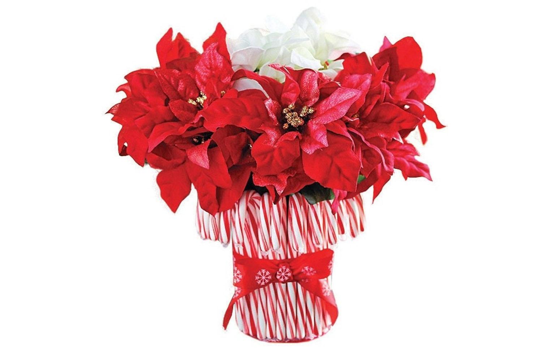 Candy Cane Bouquet