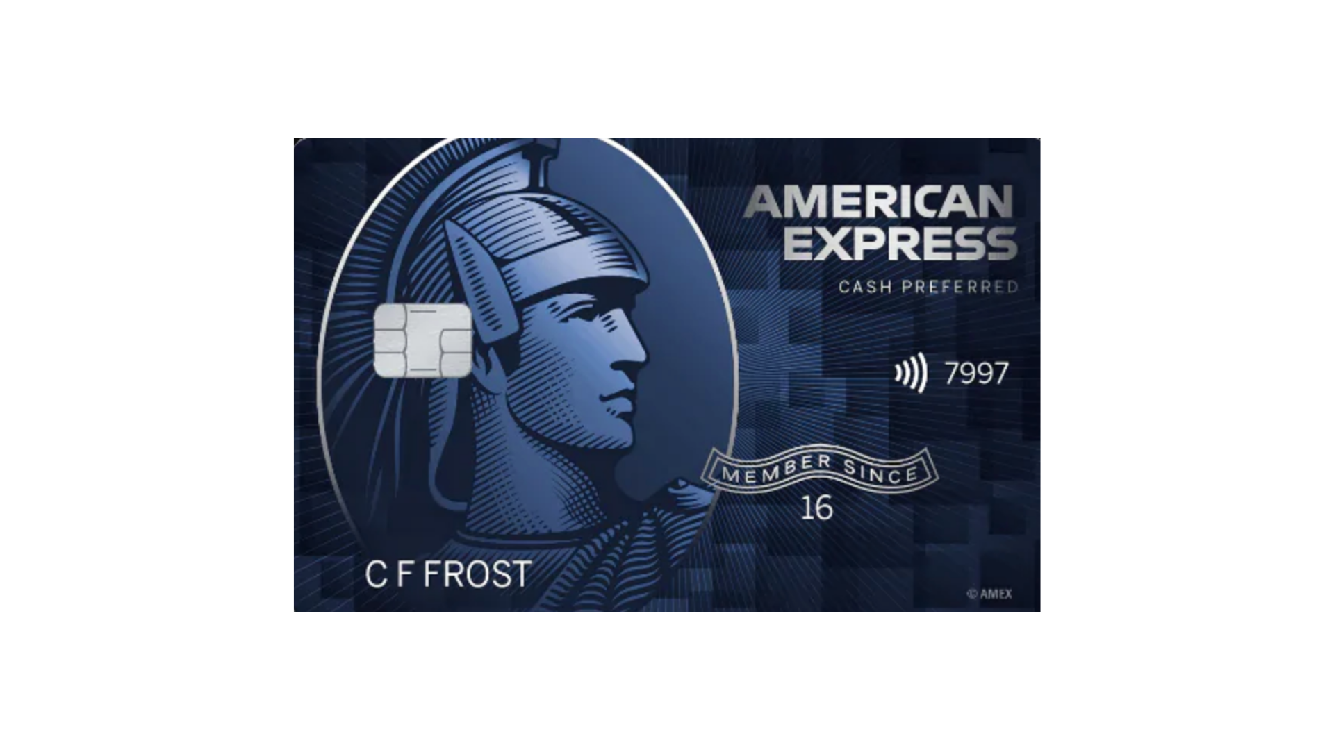 Blue Cash Preferred Card American Express
