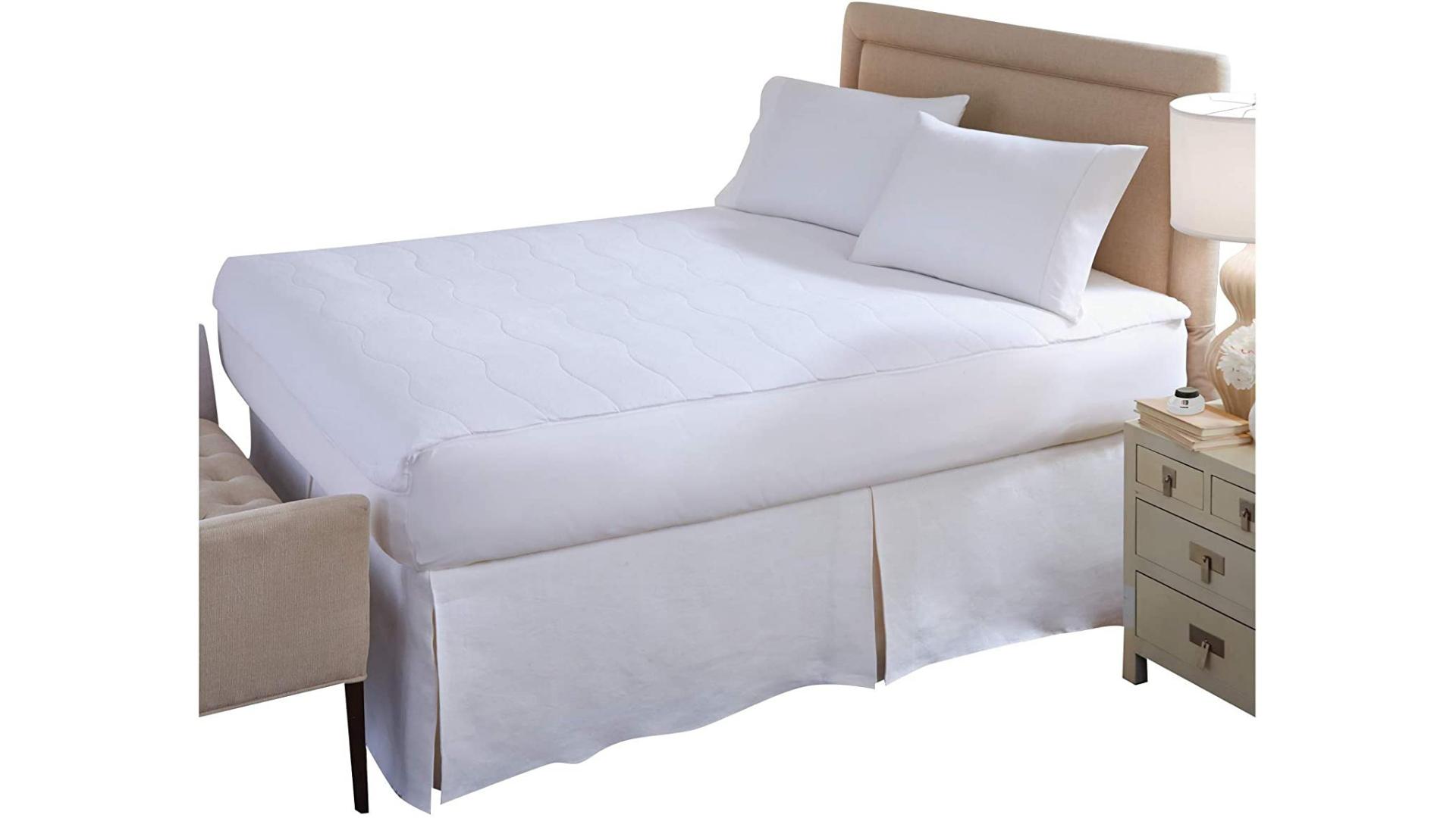 Perfect Fit SoftHeat best heated mattress pad