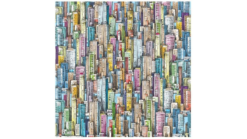 cityscape jigsaw puzzle