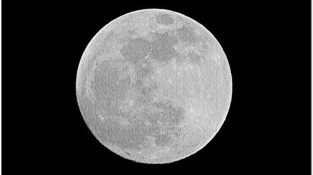 moon jigsaw puzzle