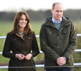 The Duke And Duchess Of Cambridge Visit Ireland - Day Two