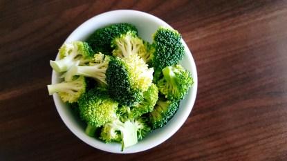 Broccoli In Bowl