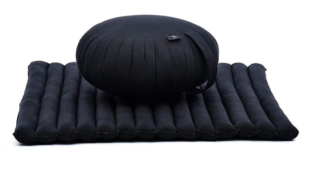 meditation mat set