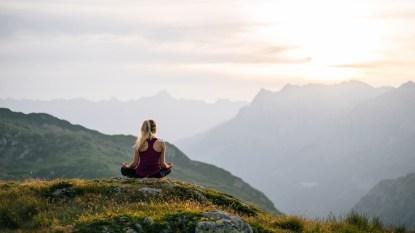 meditation props