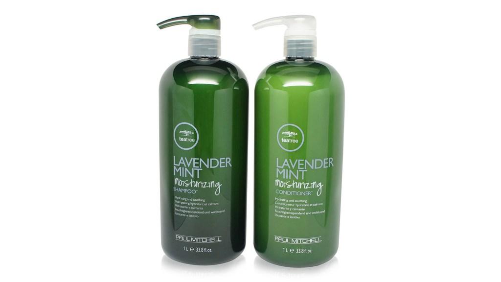 walmart beauty box shampoo and conditioner