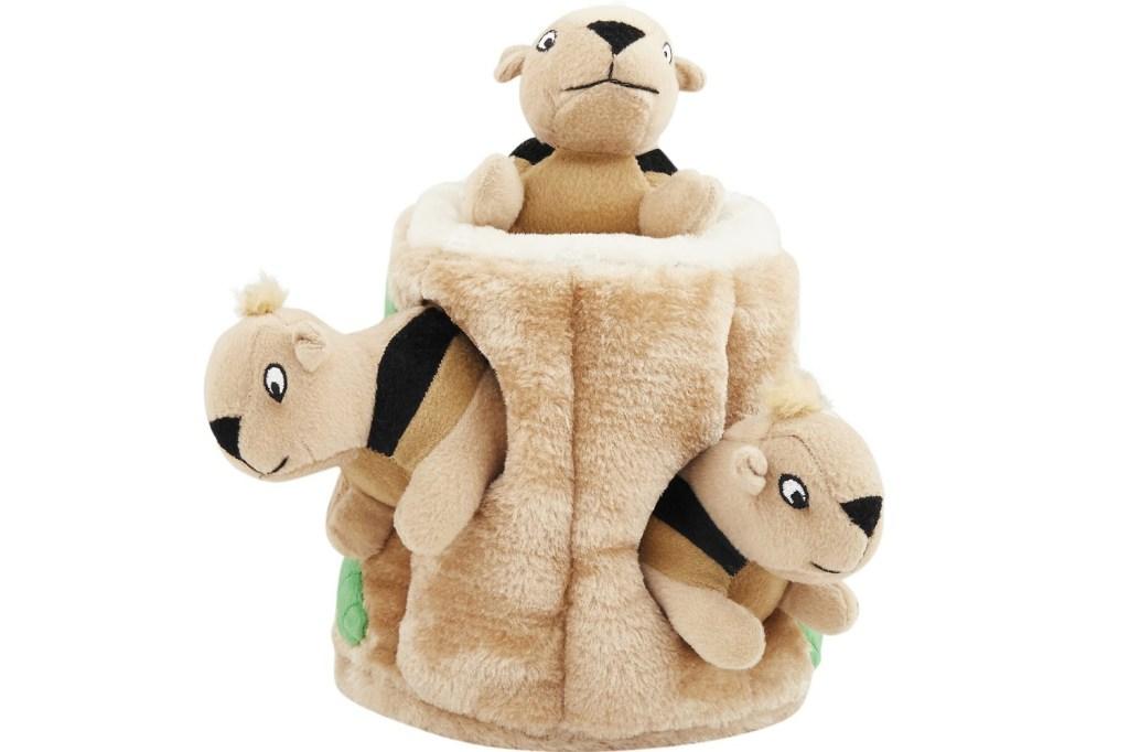 soft dog toy