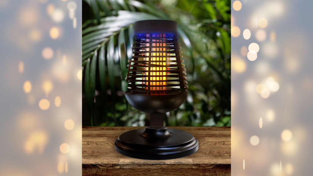 solar insect light