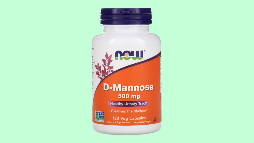 d mannose vitamin