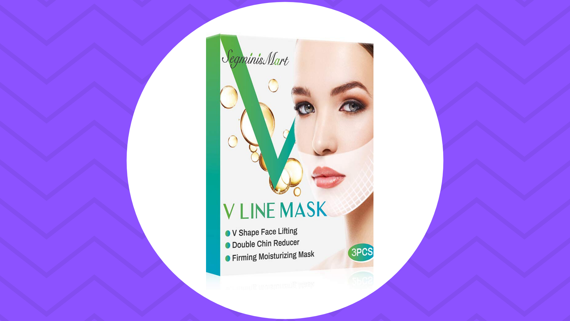 Segminismart V-Line Mask