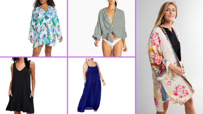 best beach cover ups