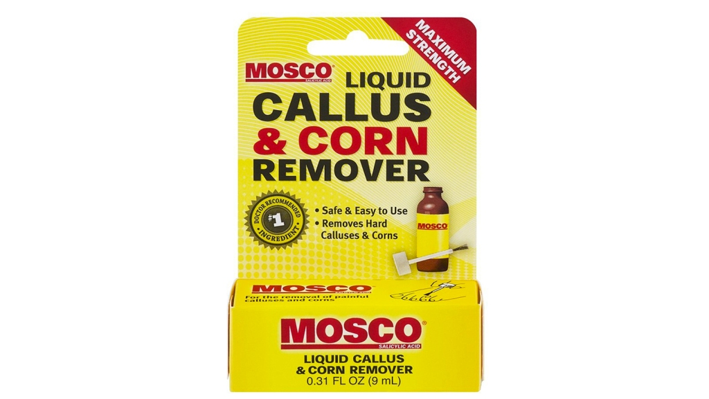salicylic acid callus remover