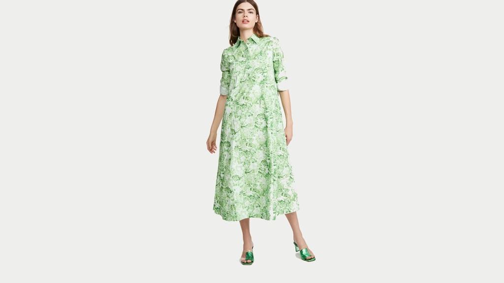 green house dress